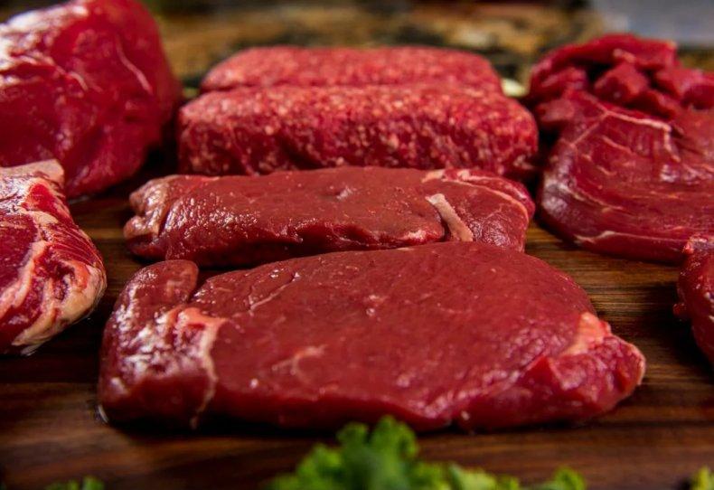 Цена на крупный рогатый скот в США снижается