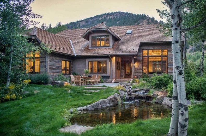 Альпийский стиль в ландшафтном дизайне
