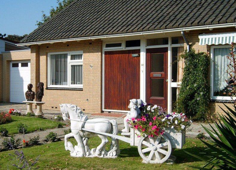 МАФы в голландском саду