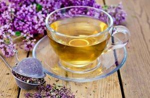 Чай с душицы