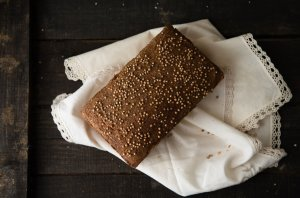Хлеб с колиандром