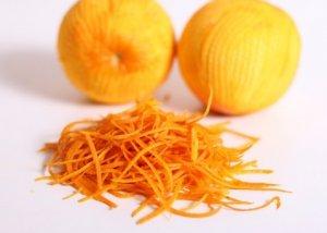 Цедра мандаринов
