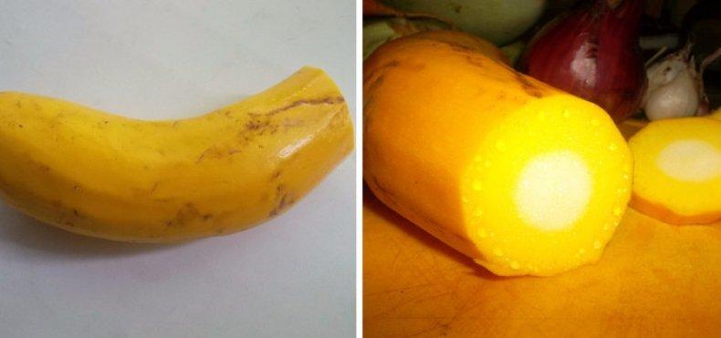 Цукини Банан