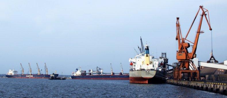 В 2016 году портовый терминал Ника-Тера в Украине перегрузил более 2, 4 миллиона тонн зерна