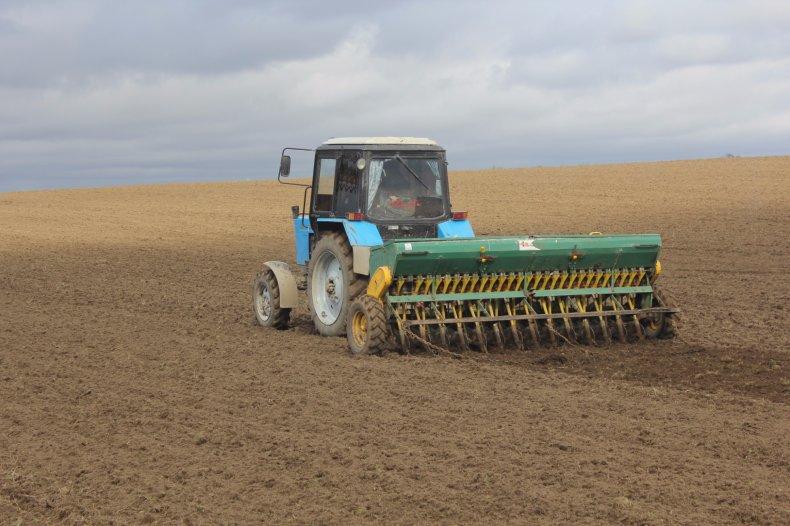 украинский, аграрий, приступить, весенне-полевым, области тысячах, аграрии приступали