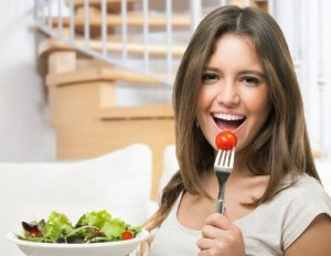 Польза салата для нервной системы
