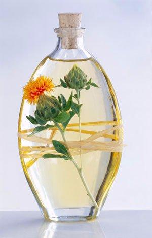 Промышленное масло сафлора