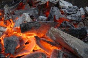 Образование древесного угля