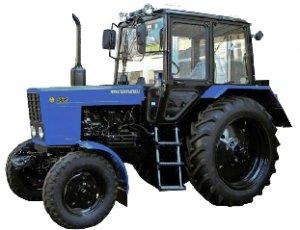 трактор, технический, трактора МТЗ-80, водяным охлаждением, задней части, трактор МТЗ-80