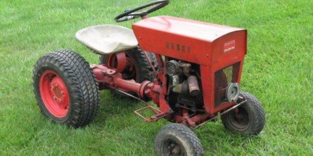 Мини-трактора сделать своими руками