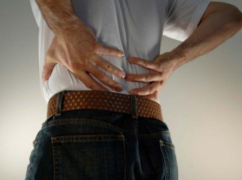 Болезнь суставов и радикулит