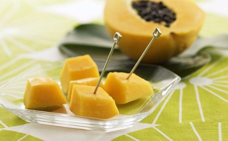 употребление, папайя, польза, вред, здоровье, значимых количествах