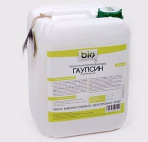 Гаупсин инструкция по применению биопрепарата