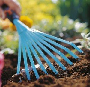 Работа с почвой