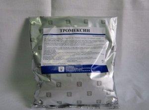 тромексин, инструкция, комплексный, препарат