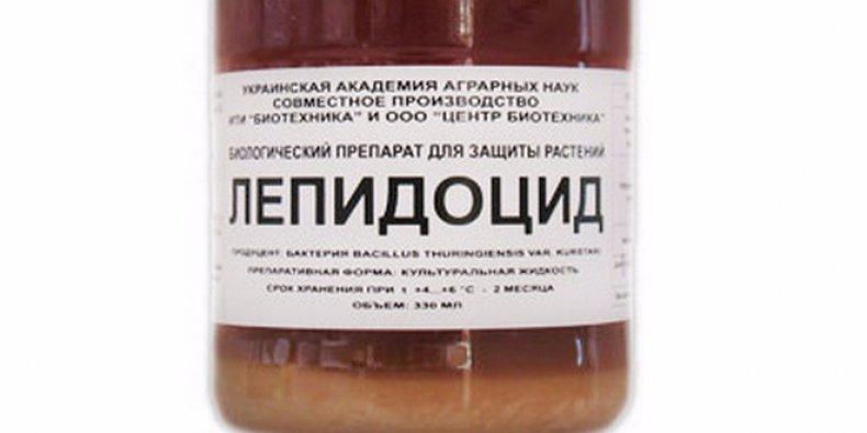 лепидоцид, подробный, инструкция, биологический, препарат, биологического типа