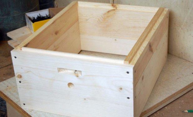 Как сделать своими руками пчела-улик