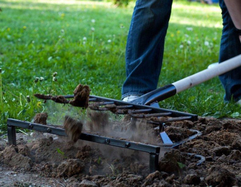 Чудо лопата для копки земли своими руками