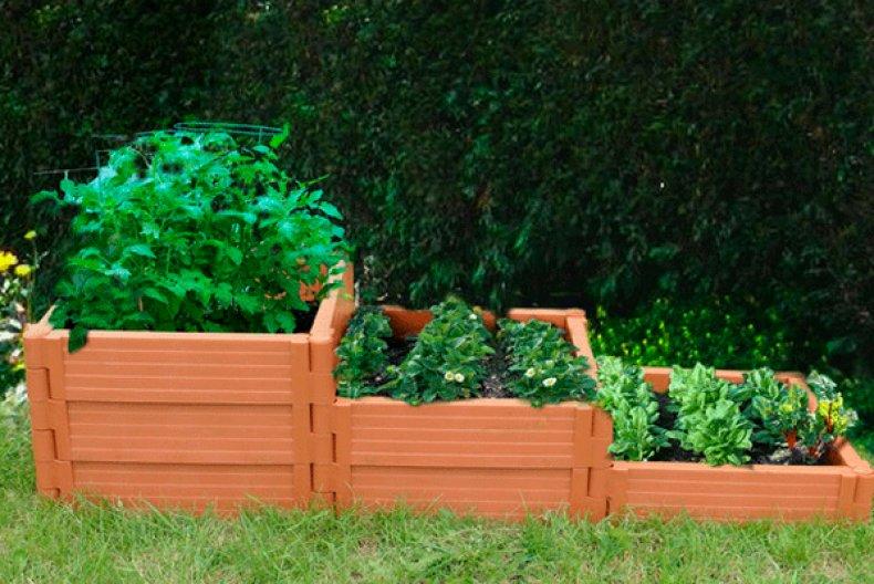 Садовая доска