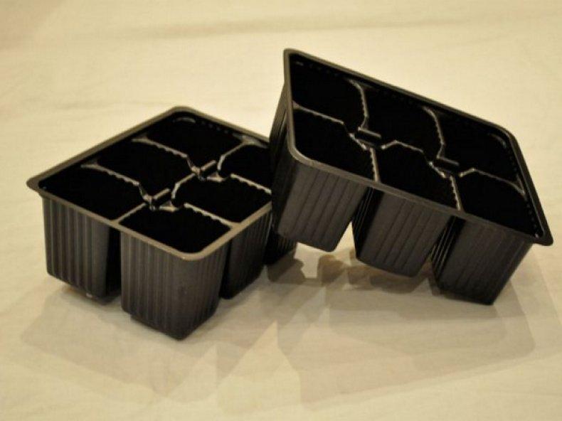 Пластиковые кассеты для рассады