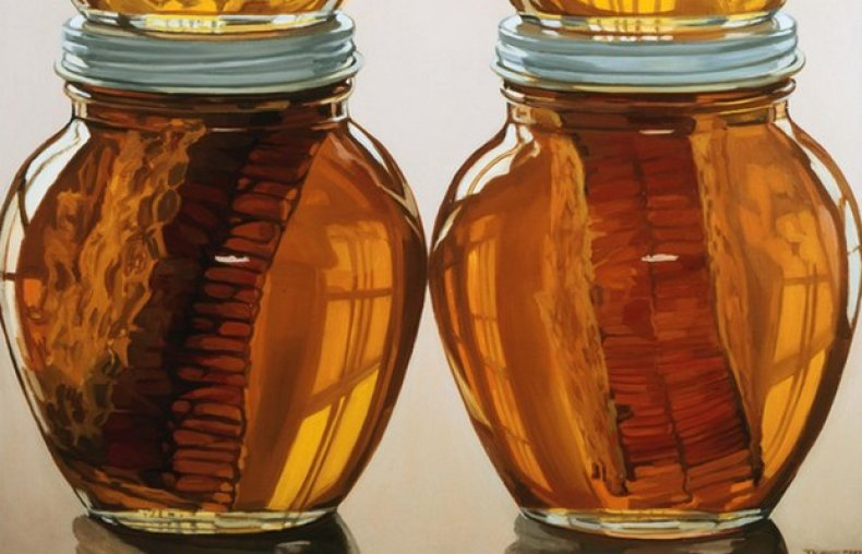 Боярышниковый мед