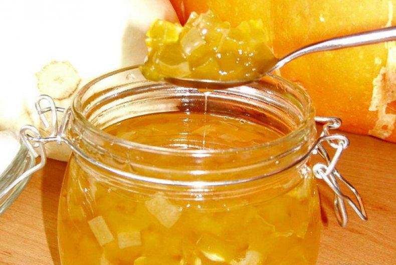 Мед с лимоном и апельсином