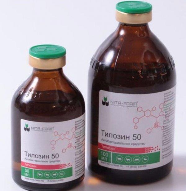 тилозин какая группа антибиотиков