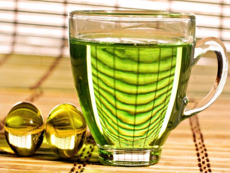 Чай из лофанта тибетского