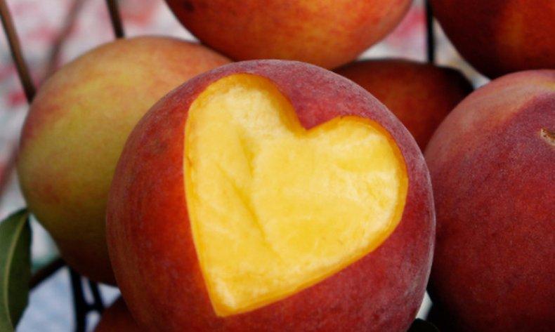 Персик для сердца