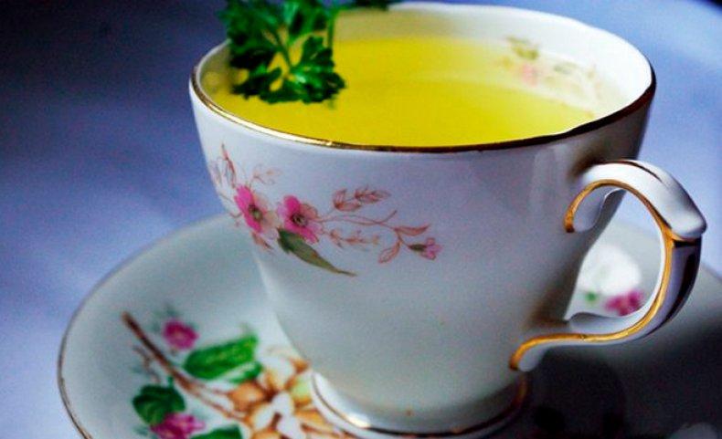 сурепка, чай