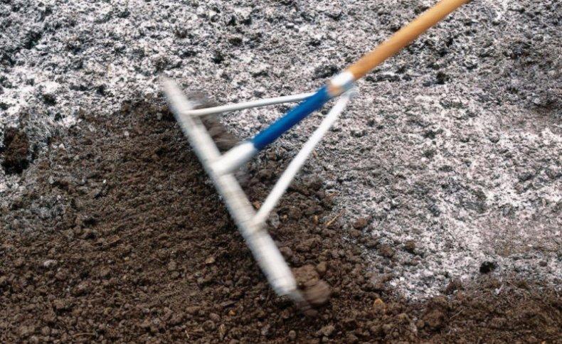Снижение кислотности почвы