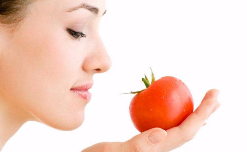 Польза томатов для женщин