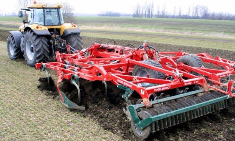 Навесные механизмы для тракторов