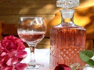 Вино из лепестков роз рецепт
