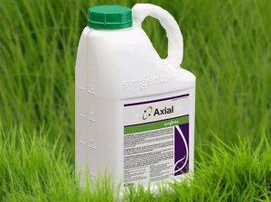 Гербицид для ячменя и пшеницы «Аксиал» инструкция по применению