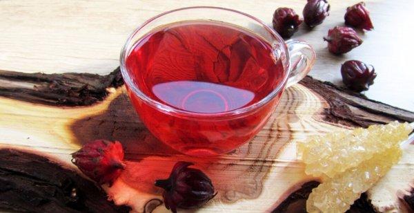 Шиповник и гибискус чай полезные свойства