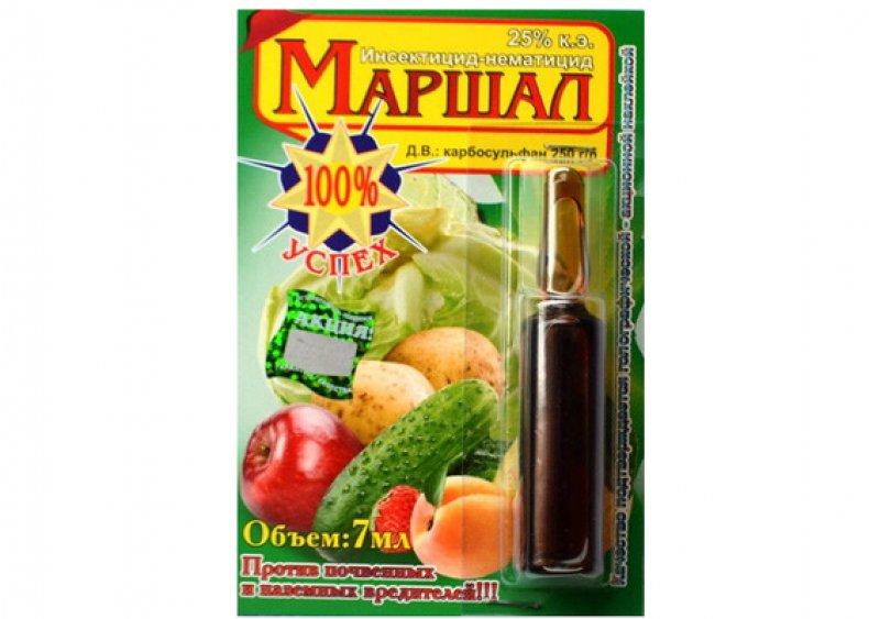 Препарат Маршал