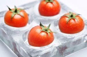 Заморозка помидоров