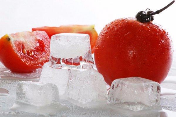 Как правильно заморозить помидоры в морозилке