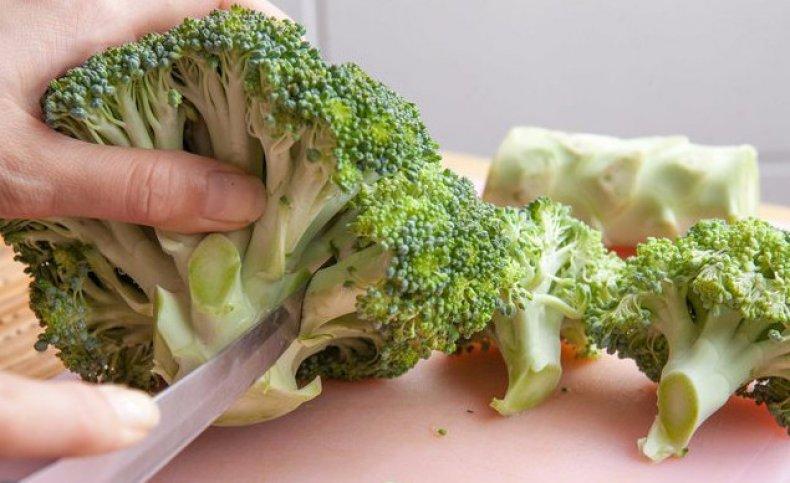 капуста брокколи как правильно заморозить