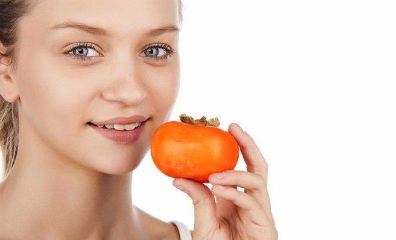 хурма, калорийность, польза, вред, организм