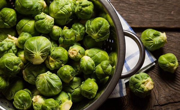 как правильно заморозить брюссельскую капусту