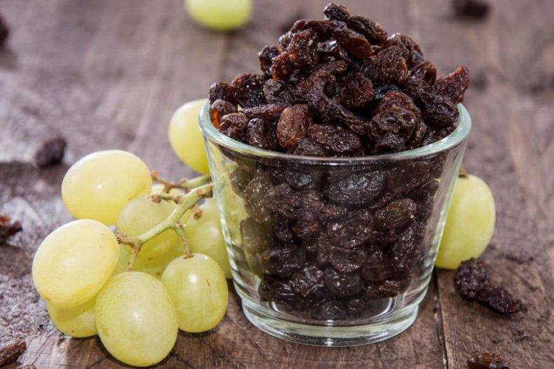 Виноград для изюма