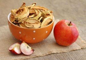 Сушим яблоки дома