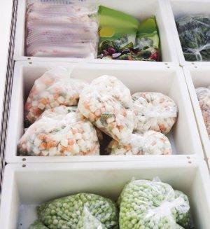 заморозка кабачков на зиму в домашних условиях фото