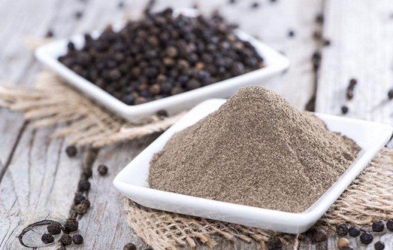 польза, вред, молотый, перец, калорийность, пищевой