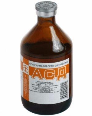 АСД фракция-2