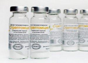 стрептомицин в ветеринарии