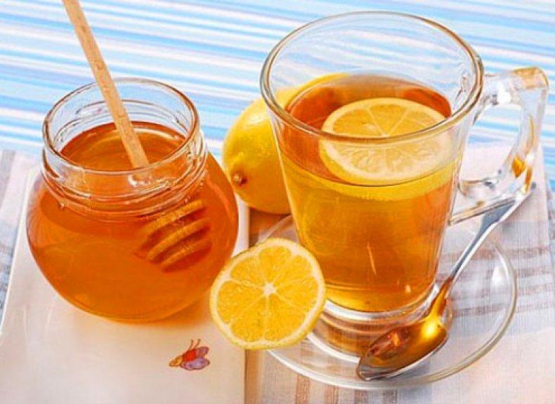 Тыквенный мёд с сахаром