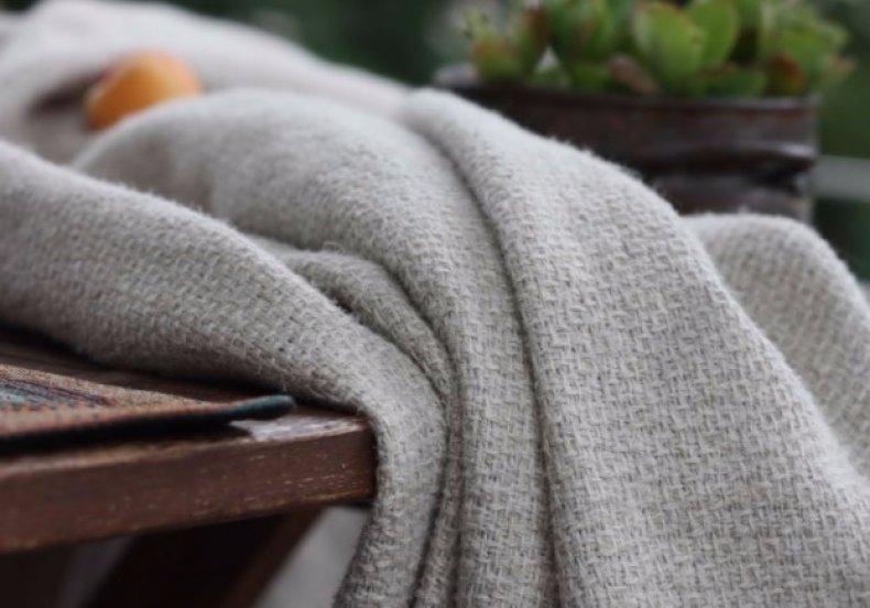Ткань из конопли - хемпа